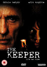 DVD:THE KEEPER - NEW Region 2 UK 62