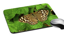 Butterfly Mouse Pad Soft Rubber Keyboard Large Computer Gaming Mouse Desk Pad
