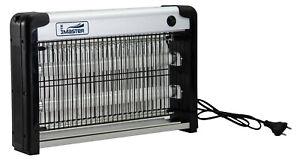 100m² Insektenvernichter elektrisch Fliegenfänger Insektenfalle Fliegen LED UV