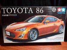 Toyota 86 (Maqueta 1/24 Tamiya 24323)