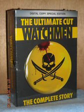 Watchmen: The Ultimate Cut (DVD, 2009, 5-Disc Set) the complete story NEW