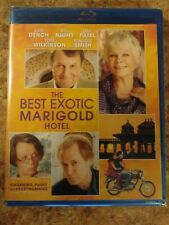 The Best Exotic Marigold Hotel Blu-ray  BRAND SPANKING NEW