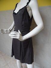 CHINE jolie robe 100% soie taille 3 = 38 cm
