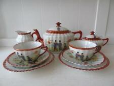 Unboxed Porcelain/China Coffee/Tea Set Oriental Porcelain & China