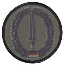 KSK Aufnäher/Patch Bundeswehr/Barettabzeichen/Soldat/Bw/Heer/