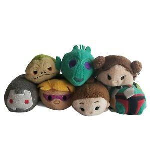 Tsum Tsum Lot Stuffed Plush Animal Minis Disney Star Wars Marvel Jabba the Hut