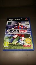 PES 2011 PRO EVOLUTION SOCCER - SONY PLAYSTATION PS2 - PAL ITA - COMPLETO
