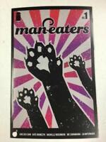 Maneaters 1 Glitter Variant Image Comic 1st Print 2018 unread NM