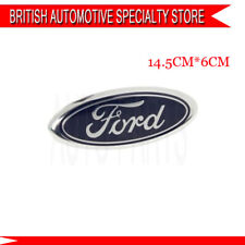 1x For Fiesta MK6 ST & Zetec S Front Ford Oval Badge Logo 1779943