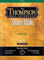 Thompson Chain-Reference Bible-KJV-Large Print (Leather / Fine Binding)
