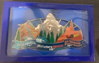 New 2019 D23 Expo WDI MOG Big Thunder Splash Mountain Matterhorn Jumbo Pin