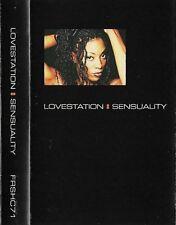 Lovestation  Sensuality CASSETTE SINGLE Electronic House, Garage House