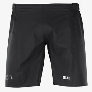 2021 Salomon Men's S/LAB Protect Shorts - Small