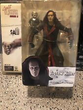 Cult CLASSIC Series 5 Saw -Jigsaw Killer With Puppet And Tricycle NECA NIB RARE