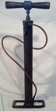 Antique/Vintage Bicycle or Motorcycle Auto Hand Tire Pump