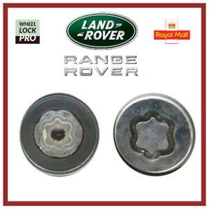 Land / Range Rover Discovery Evoque Freelander Velar Locking Wheel Nut 'Key P'