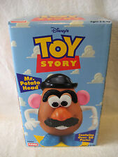 Disney Pixar Toy Story MR POTATO HEAD vintage 1995 Playskool toy MIB sealed box
