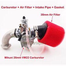 Mikuni 26mm Carburetor Carb Assy for 110 125 140 cc CRF50 YX SSR Pit Dirt Bike