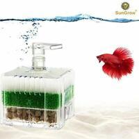 SunGrow 10-Gallon Sponge Filter: for Tropical Fish, fry & Breeder Aquarium