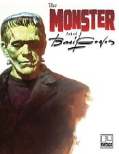 MONSTER ART OF BASIL GOGOS SOFTCOVER Fantaco Enterprises Inc. SC