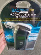 BACtrack S70 Breathalyzer BAC Alcohol Tester Portable Air Breath Backtrack