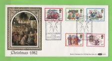 Seasonal, Christmas Great Britain Official First Day Covers (1971-Now)