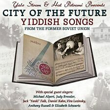 City of the Future - Yiddish Songs from the Former Soviet Union, New Music
