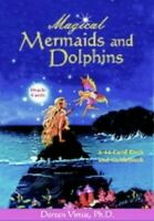 Magical Mermaids And Dolphin Oracle Cards by Virtue PhD, Doreen Cards Book The