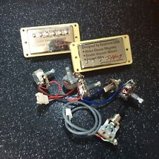 More details for genuine epiphone / gibson '57 alnico, paf style powerful humbucker harness.