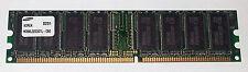 MODULO RAM SDRAM DDR Samsung M368L3223DTL-CB0 256MB PC-2100 USATO VBCJ 53316