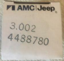 AMC Jeep Studebaker GM 4488780 Points and Condenser Set NOS OEM