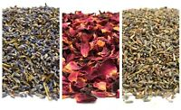 Dried Rose Petals, Lavender Biodegradable Wedding Confetti, Craft Soap Potpourri