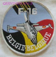 IN20128 - PATCH F-16 BELGIQUE