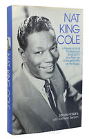 James Haskins NAT KING COLE  1st Edition 1st Printing