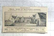 1927 Wiltshire, Duke Of Beaufort's Country,  Charming Residence For Sale