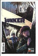 THE BUNKER # 6 (ONI PRESS, FIRST PRINT, SEPT 2014), NM NEW