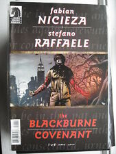 BLACKBURNE COVENANT #1 of 4 Dark Horse Comics Fabian NICIEZA & Stefano Raffaele