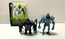 Ben 10 Nanomech & Ultimate Spidermonkey Mini Action Figures Creation Chamber