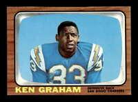 1966 Topps #123 Kenny Graham  NM/NM+ X1561379