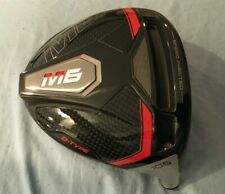 """New listing Nr Mint Taylormade M6 D-Type 10.5* Driver """"Head Only"""" Right Hand"""