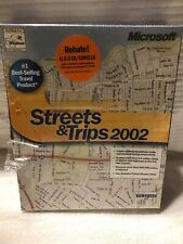 Microsoft Streets And Trips 2002