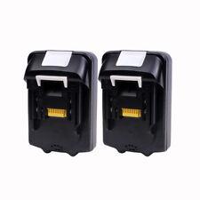2PCS 1500mAh 18V 18 Volt 1.5Ah Battery For Makita BL1815 195445-6 Li-ion Battery