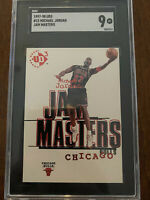 1997 UD3 Jam Masters Michael Jordan #15 SGC 9 MINT