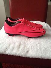 Nike Mercurial Victory V FG Herren Fussballschuhe Gr: 42,5 651632-660) Pink Neu