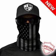 Sa Co Salt Armour Sa Blackout American Flag Face Shield Mask Balaclava