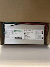 Principal Led Pl 120 12 U Led Power Driver 120w 100 277v Input 12vdc Output