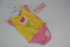 Duck Duck Goose Girls Size 3-6 Months Outfit Flower Nwt