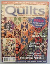 Down Under Quilts Magazine Issue 84 * Like New * Quilt In A Pillow