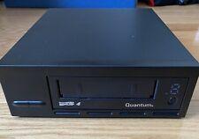Quantum TC-L42BN External LTO-4 Tape Drive USEDFRU : TF4200-012 W/ EXTRAS