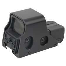 Red Green Dot Holographic Sight Tactical Reflex Sight Riflescope With 20mm Mount